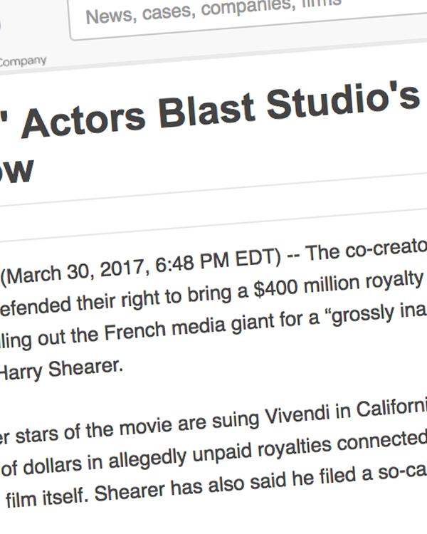 Fairness Rocks News 'Spinal Tap' Actors Blast Studio's 'Threat' In Royalty Row