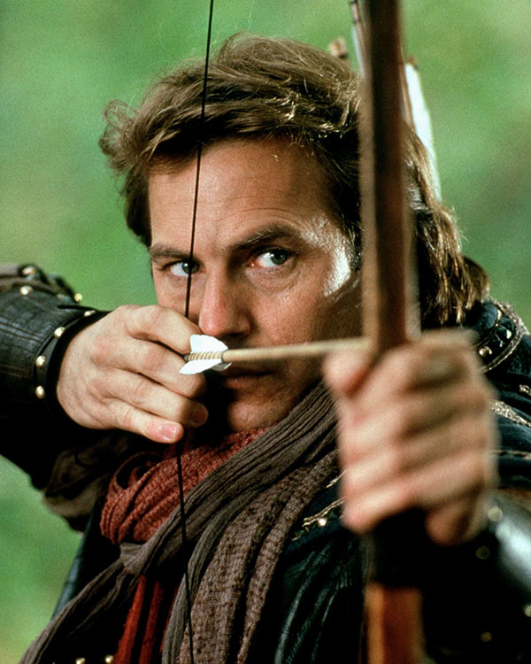 Fairness Rocks News Kevin Costner sues Robin Hood producers over film profits TWO DECADES after movie release