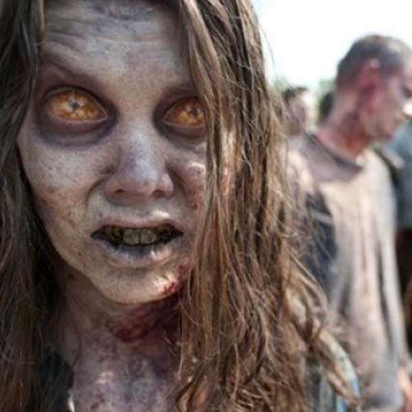 Fairness Rocks Shocking Talent Fighting Back The Walking Dead
