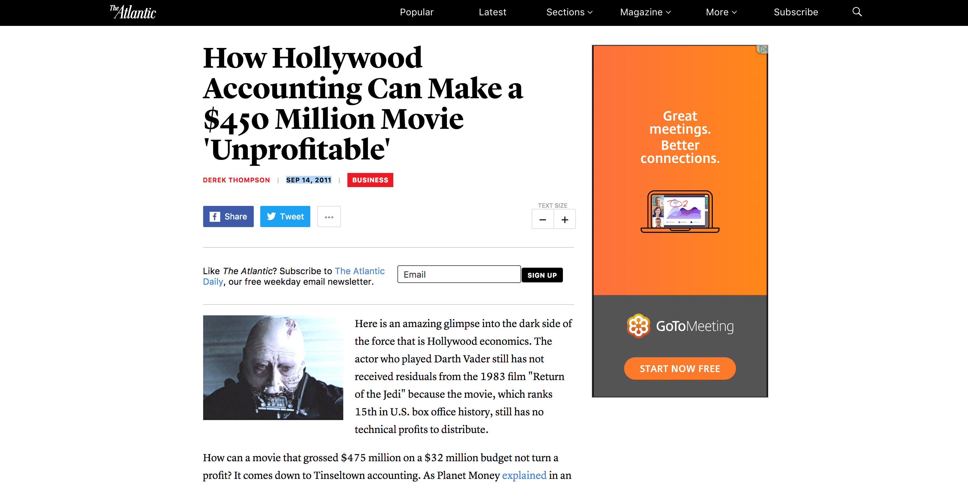 Fairness Rocks | How Hollywood Accounting Can Make a $450 Million