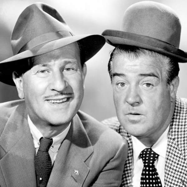 Fairness Rocks Shocking Talent Fighting Back Abbott & Costello