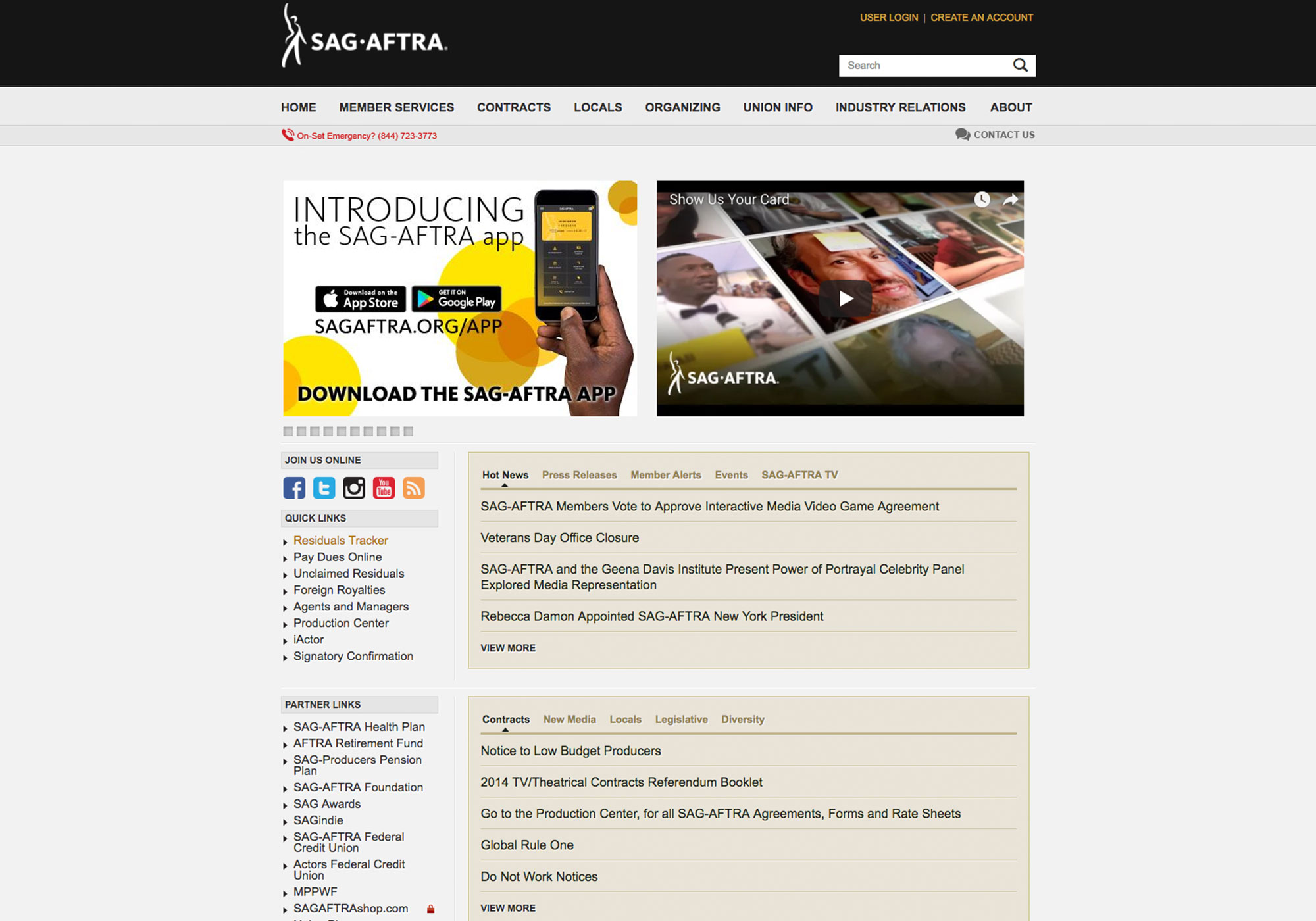 Fairness Rocks News SAG – AFTRA