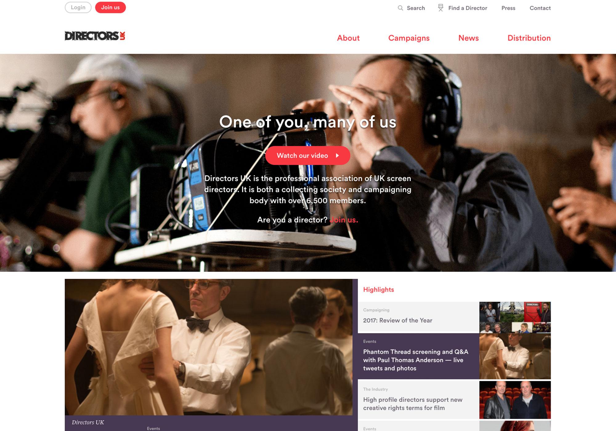 Fairness Rocks News Directors UK