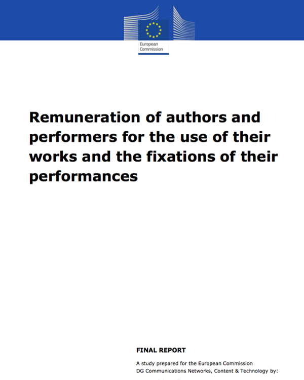 Fairness Rocks News Remuneration of authors and performers for the use of their works and the fixations of their performances
