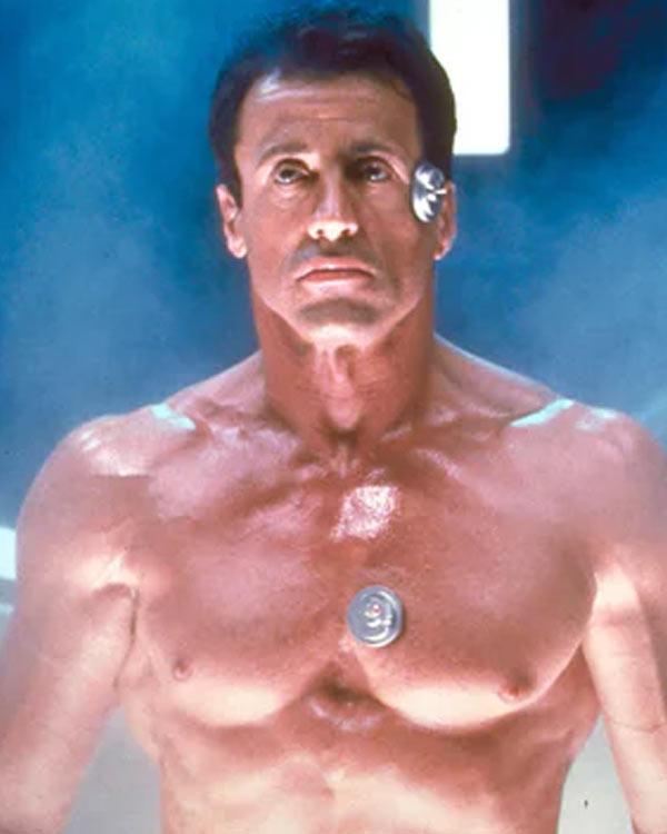 Fairness Rocks News Sylvester Stallone sues Warner Bros for 'dishonesty' over Demolition Man profits