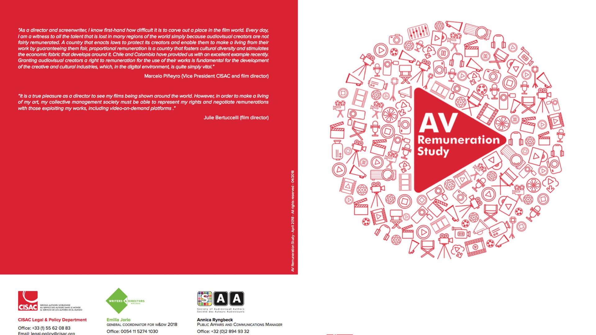 Fairness Rocks News AV Remuneration Study