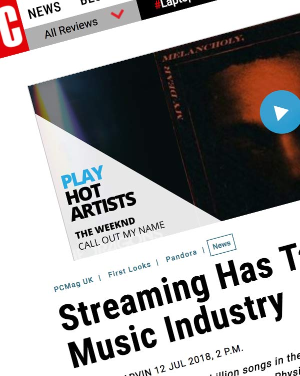 Fairness Rocks News Streaming Has Taken Over the Music Industry