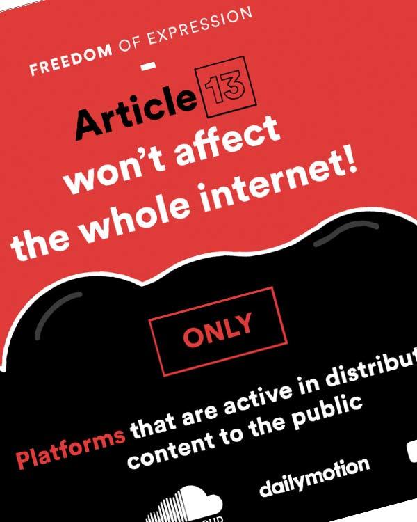 Fairness Rocks News Infographics