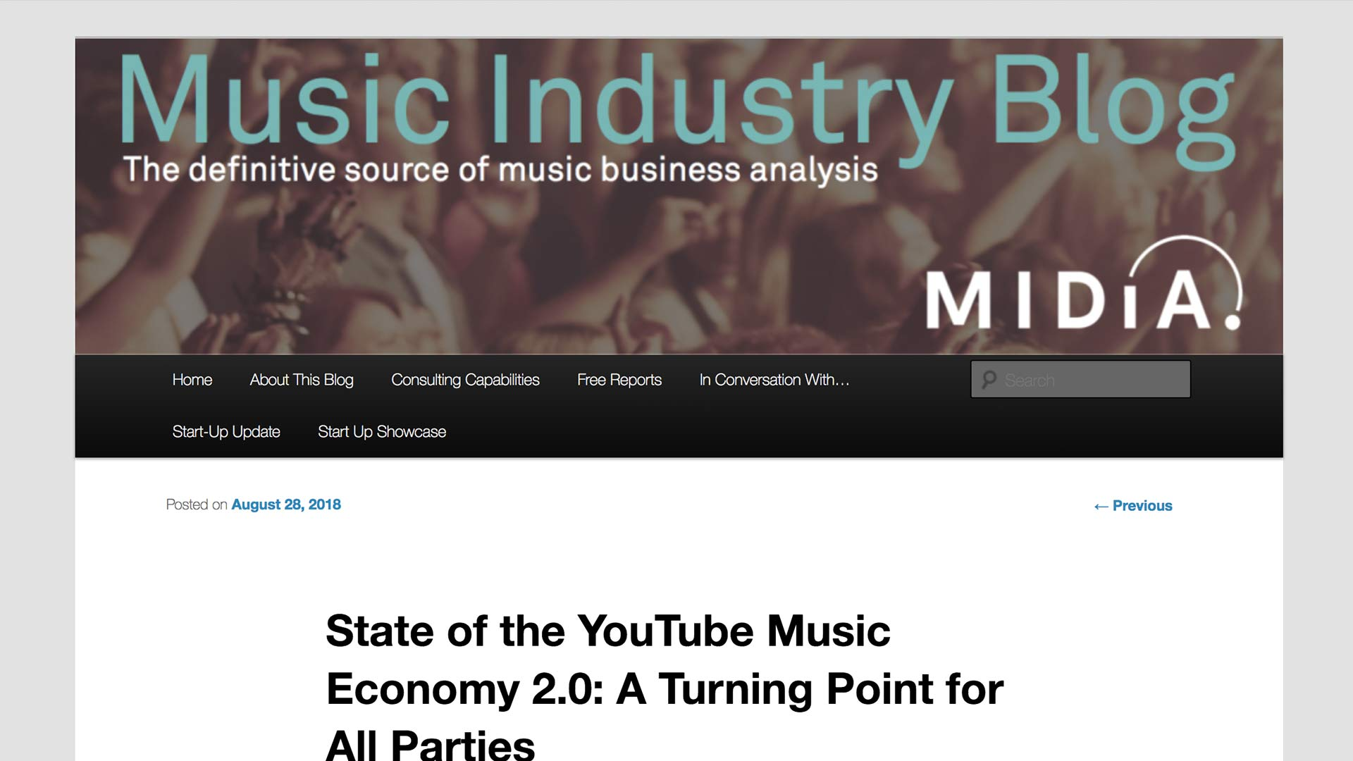Fairness Rocks News State of the YouTube Music Economy 2.0: A Turning Point for All Parties