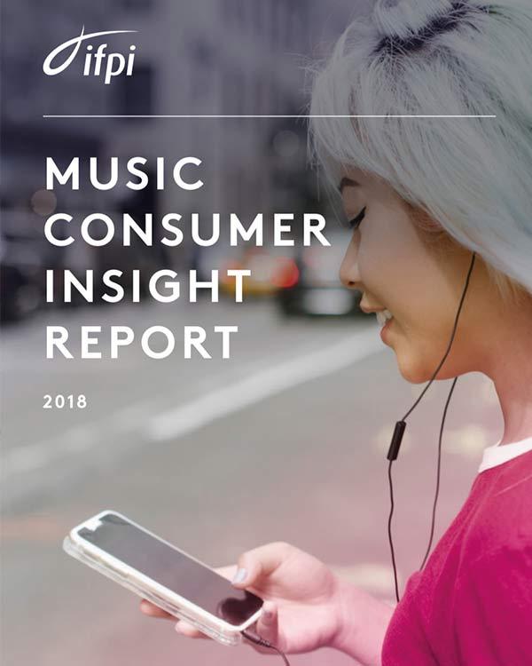 Fairness Rocks News IFPI Music Consumer Insight Report 2018