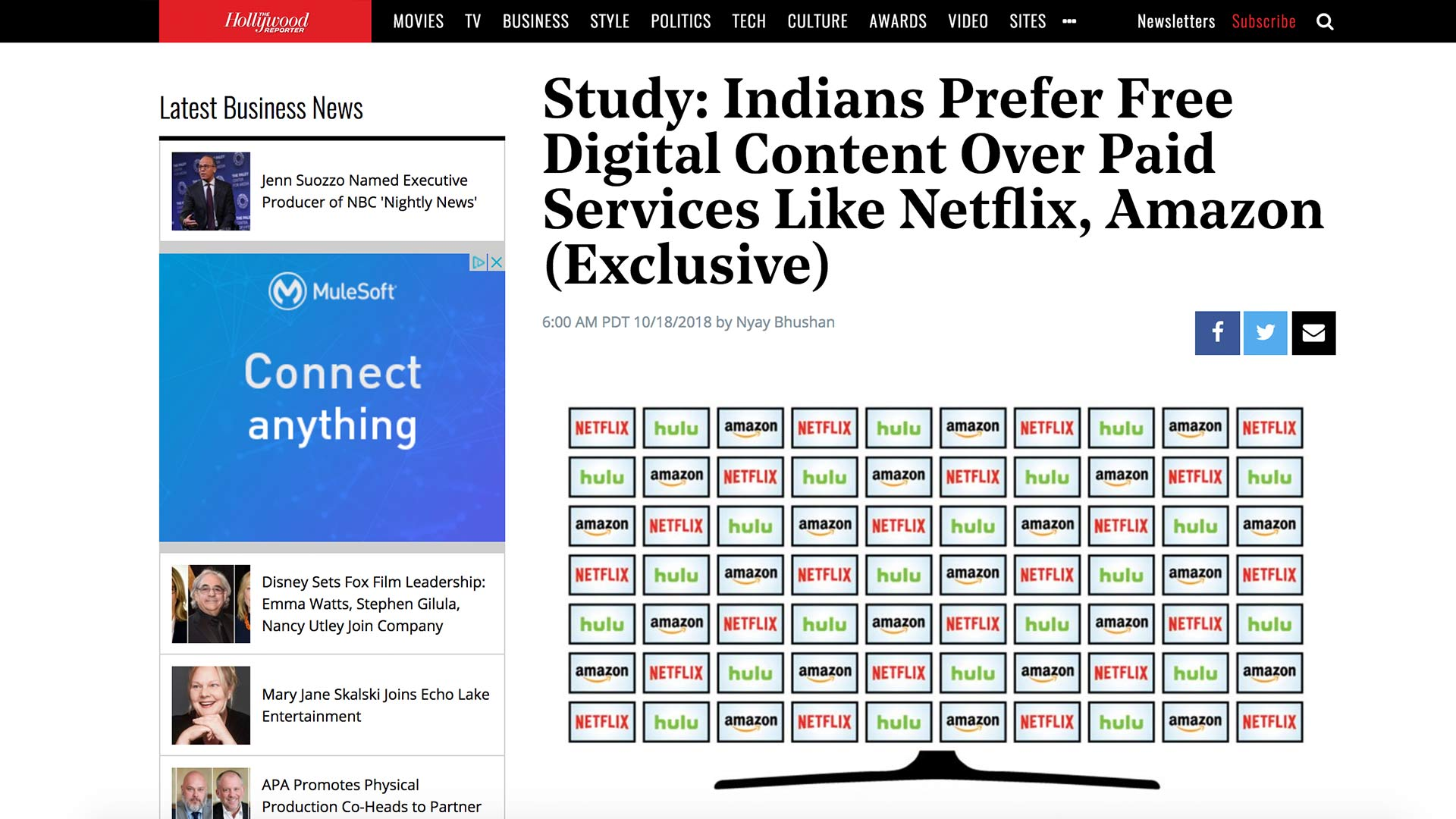 Fairness Rocks News Study: Indians Prefer Free Digital Content Over Paid Services Like Netflix, Amazon (Exclusive)
