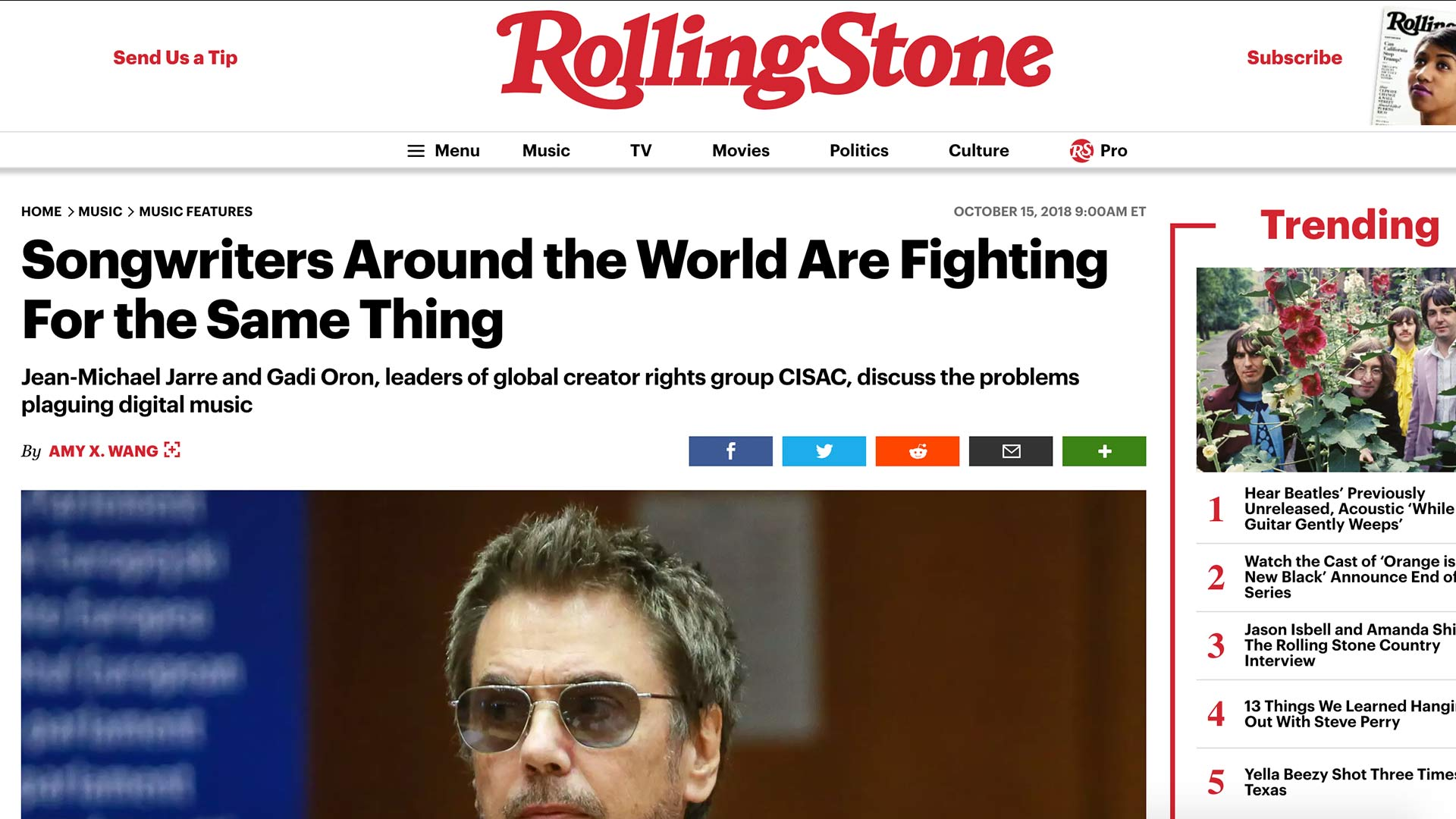 Fairness Rocks News Songwriters Around the World Are Fighting For the Same Thing