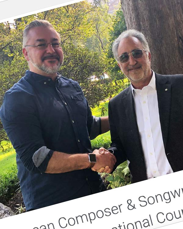 Fairness Rocks News European Composer & Songwriter Alliance (ECSA) and International Council of Music Creators (CIAM) reinforce united front for creators by signing Memorandum of Understanding