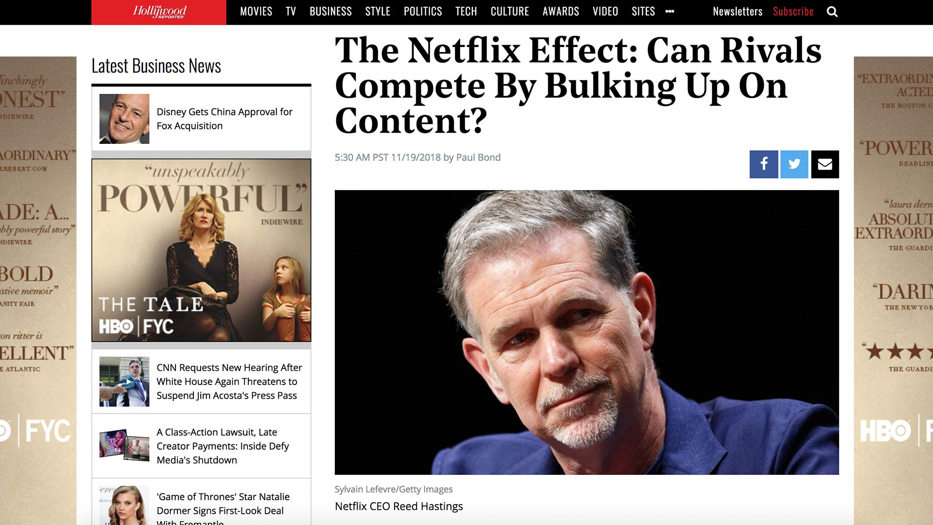 Fairness Rocks News The Netflix Effect: Can Rivals Compete By Bulking Up On Content?