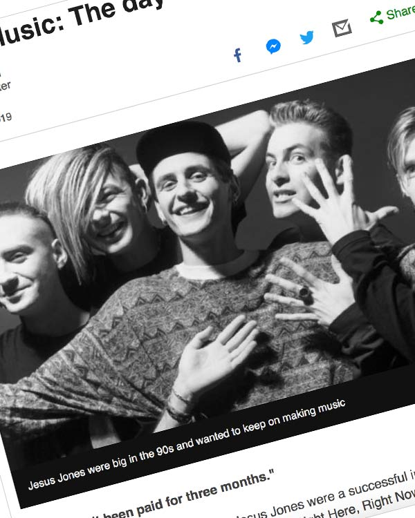 Fairness Rocks News PledgeMusic: The day the music died?