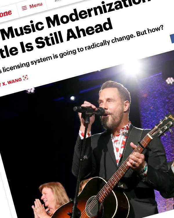 Fairness Rocks News The Music Modernization Act's Biggest Battle Is Still Ahead