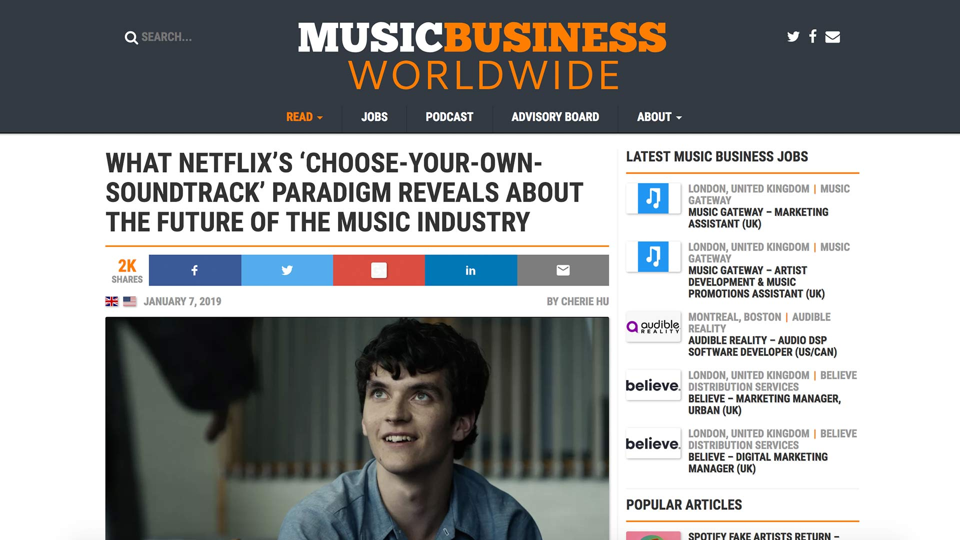 Fairness Rocks News WHAT NETFLIX'S 'CHOOSE-YOUR-OWN-SOUNDTRACK' PARADIGM REVEALS ABOUT THE FUTURE OF THE MUSIC INDUSTRY