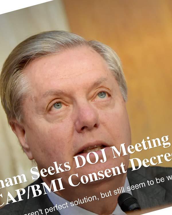 Fairness Rocks News Graham Seeks DOJ Meeting Before Decision on ASCAP/BMI Consent Decrees