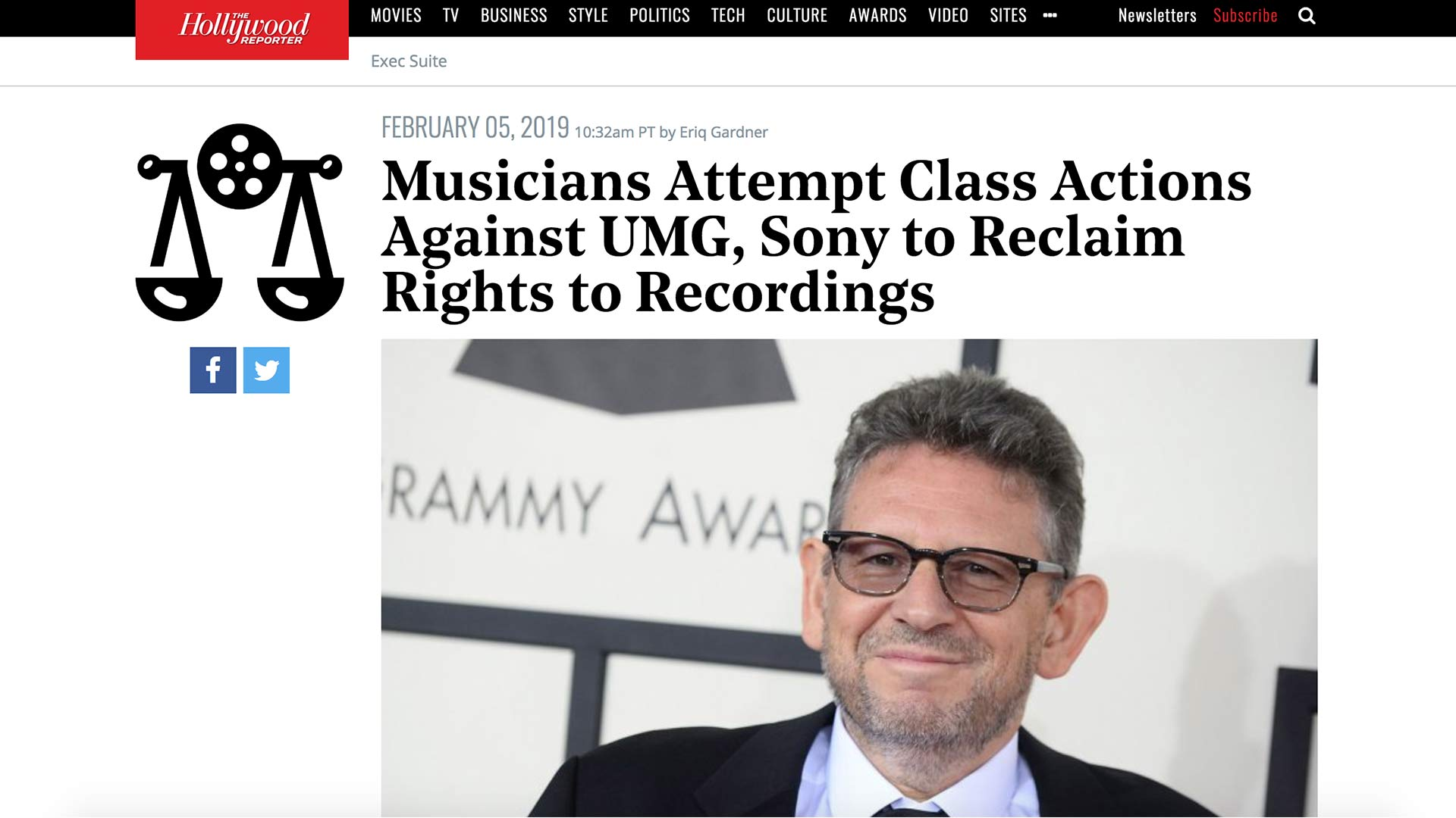 Fairness Rocks News Musicians Attempt Class Actions Against UMG, Sony to Reclaim Rights to Recordings