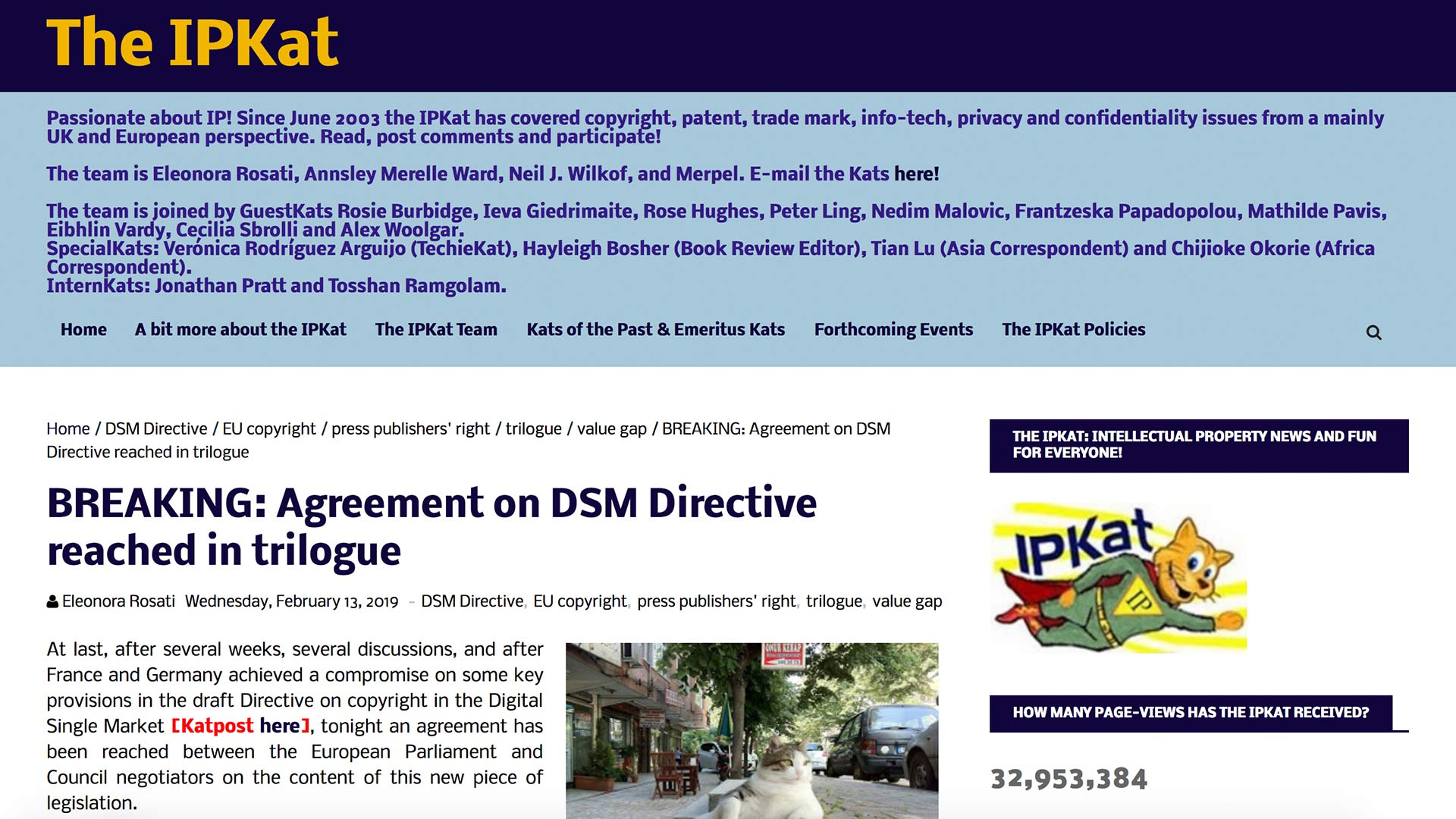 Fairness Rocks News BREAKING: Agreement on DSM Directive reached in trilogue