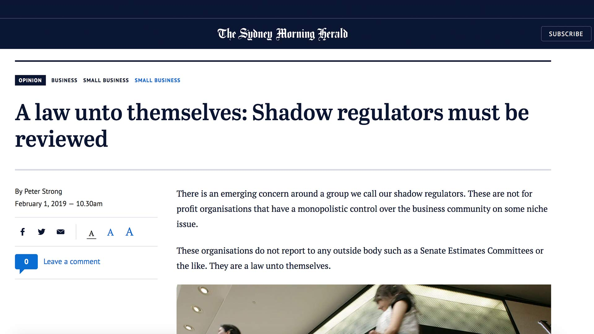 Fairness Rocks News A law unto themselves: Shadow regulators must be reviewed