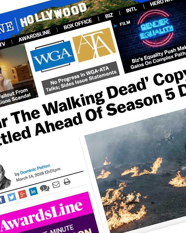 Fairness Rocks News 'Fear The Walking Dead' Copyright Suit Settled Ahead Of Season 5 Debut