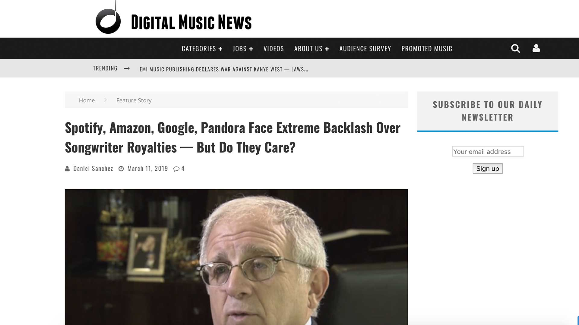 Fairness Rocks News Spotify, Amazon, Google, Pandora Face Extreme Backlash Over Songwriter Royalties — But Do They Care?