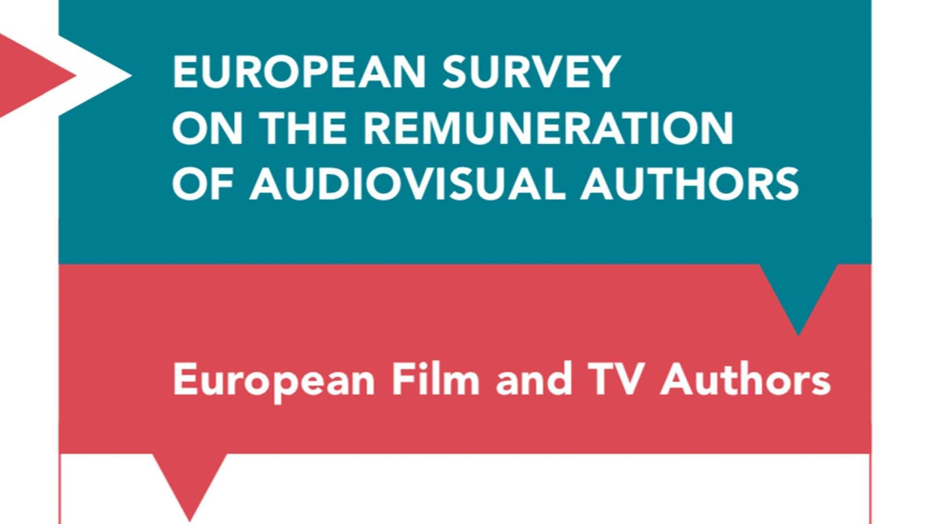 Fairness Rocks News EUROPEAN SURVEY ON THE REMUNERATION OF AUDIOVISUAL AUTHORS
