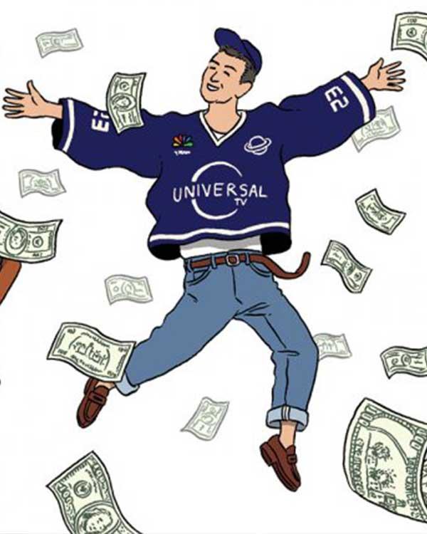 "Fairness Rocks News As Writers Declare War on Agents, Top Showrunner Salaries Hit ""Another Peak"""