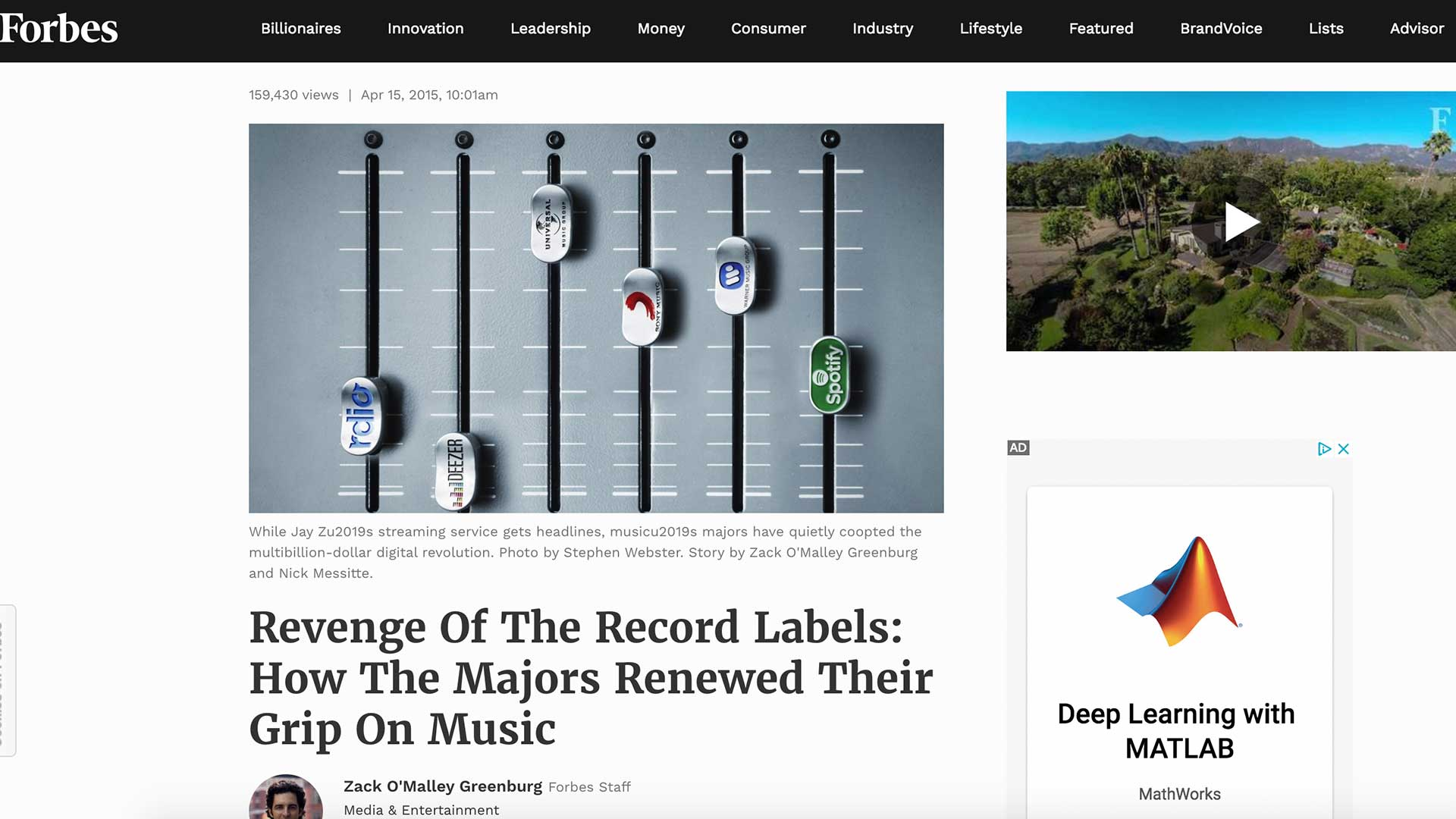 Fairness Rocks News Revenge Of The Record Labels: How The Majors Renewed Their Grip On Music