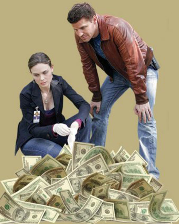 Fairness Rocks News Fox's 'Bones' Fracas: A $128 Million Legal Fight That's Just Beginning