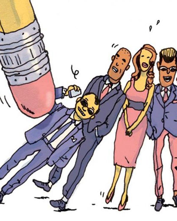 Fairness Rocks News Writers-Agents War: Are Labor Strikes Next?