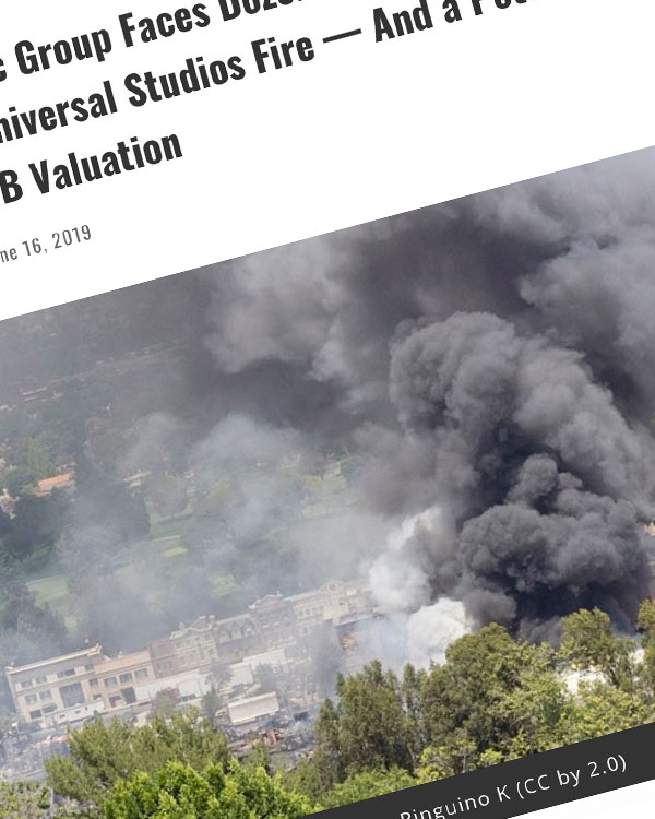 Fairness Rocks News Universal Music Group Faces Dozens of Artist Lawsuits Related to the 2008 Universal Studios Fire — And a Potentially Serious Hit to Its $50B Valuation