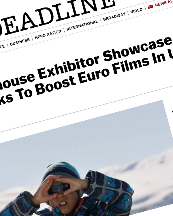 Fairness Rocks News Lineup Set For Arthouse Exhibitor Showcase Tales Of Europe Which Looks To Boost Euro Films In U.S. Theaters