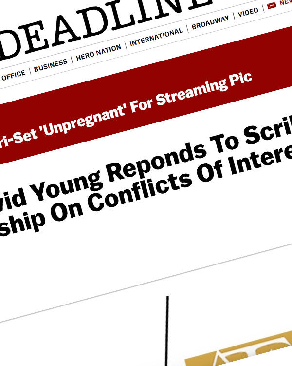 Fairness Rocks News WGA West's David Young Reponds To Scribes' Petition To Guild Leadership On Conflicts Of Interest & Endgame – Update