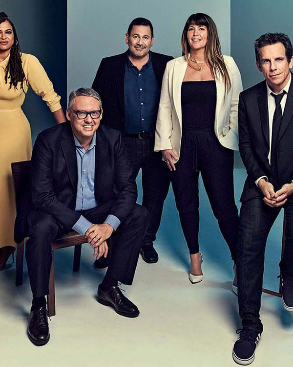 "Fairness Rocks News ""It's Part of the Job to Be Unsure"": Ava DuVernay, Ben Stiller and The Hollywood Reporter TV Director Roundtable"