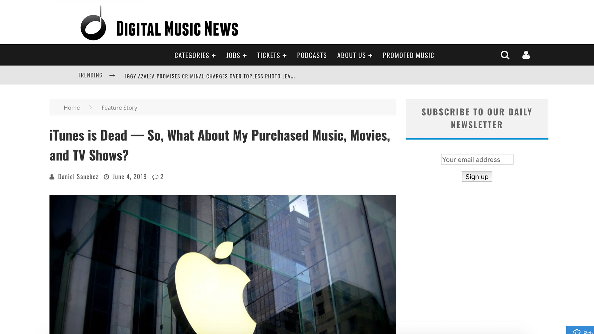 Fairness Rocks News iTunes is Dead — So, What About My Purchased Music, Movies, and TV Shows?