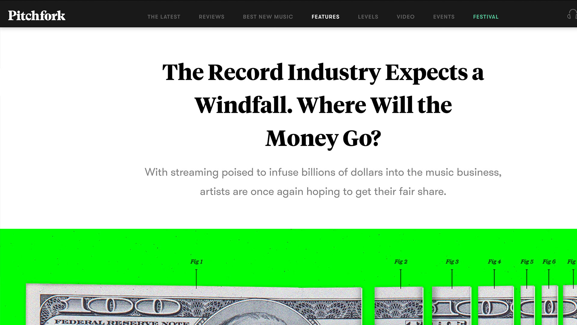 Fairness Rocks News The Record Industry Expects a Windfall. Where Will the Money Go?
