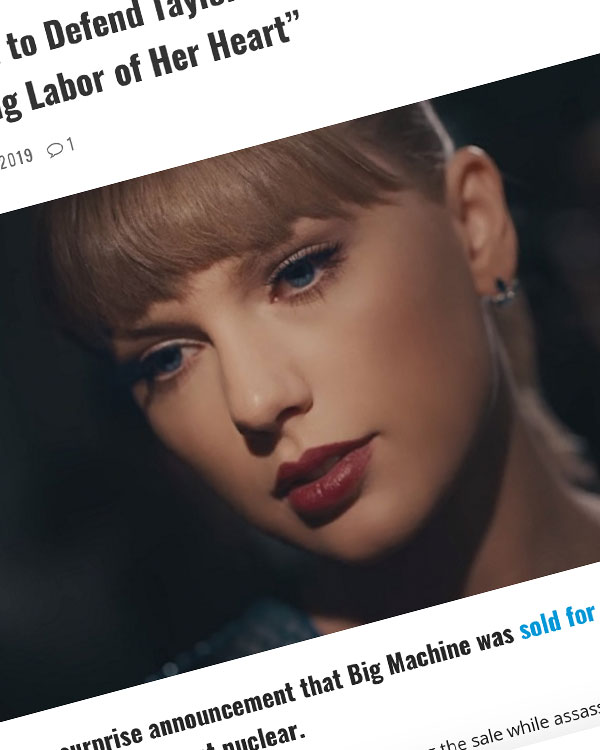 """Fairness Rocks News Halsey Steps In to Defend Taylor Swift — """"She Deserves to Own the Painstaking Labor of Her Heart"""""""