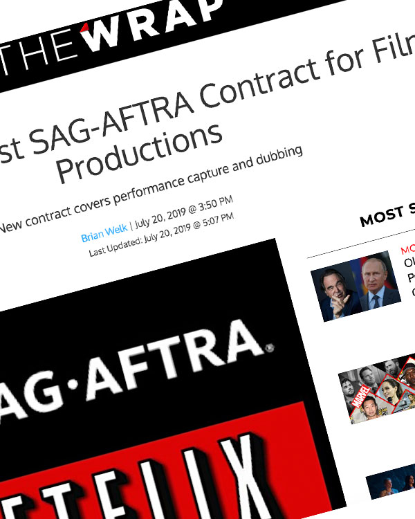 Fairness Rocks News Netflix Signs First SAG-AFTRA Contract for Film, TV Productions