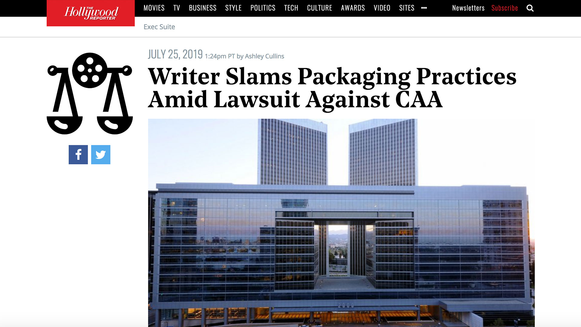Fairness Rocks News Writer Slams Packaging Practices Amid Lawsuit Against CAA