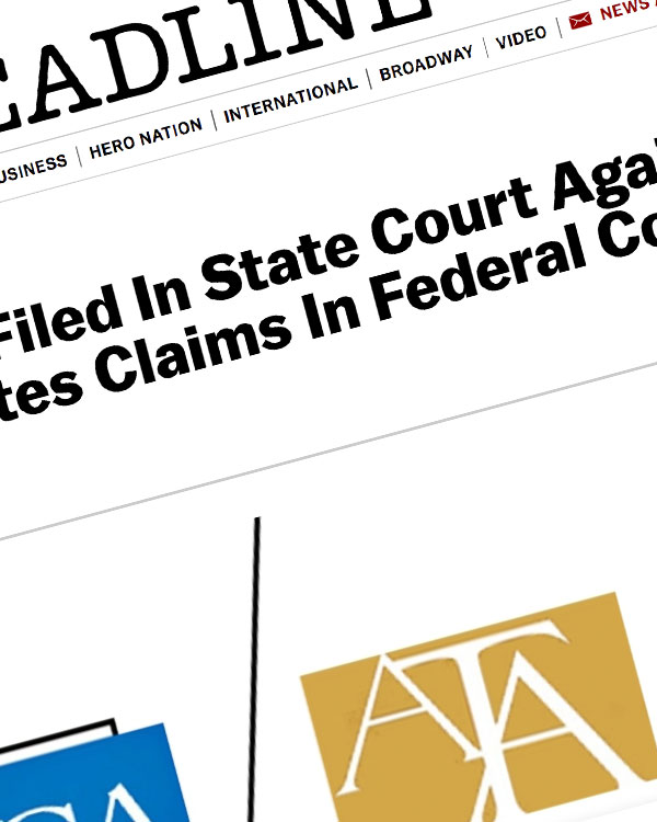 Fairness Rocks News WGA Drops Lawsuit Filed In State Court Against Big 4 Agencies, Consolidates Claims In Federal Court – Update