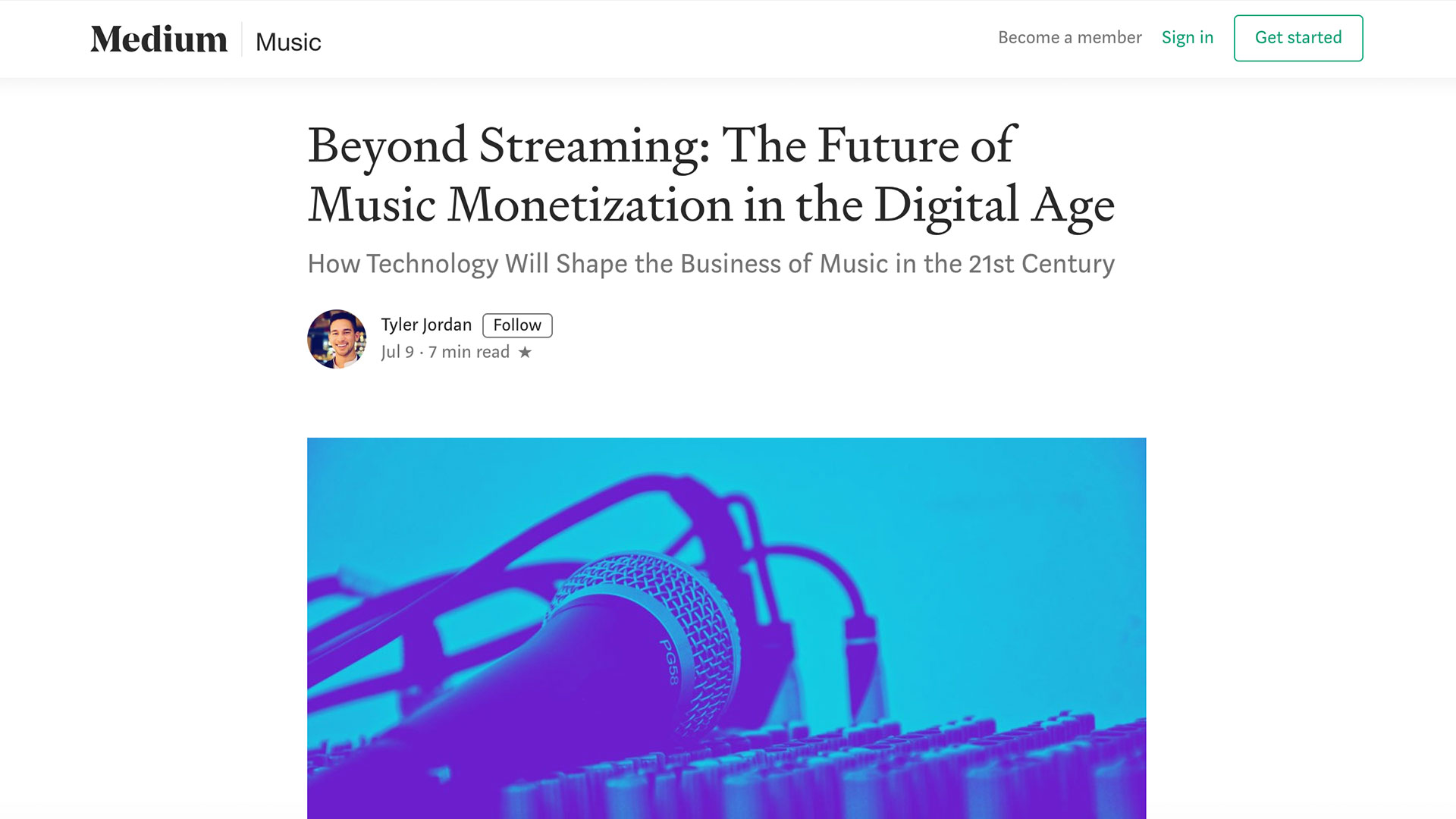 Fairness Rocks News Beyond Streaming: The Future of Music Monetization in the Digital Age