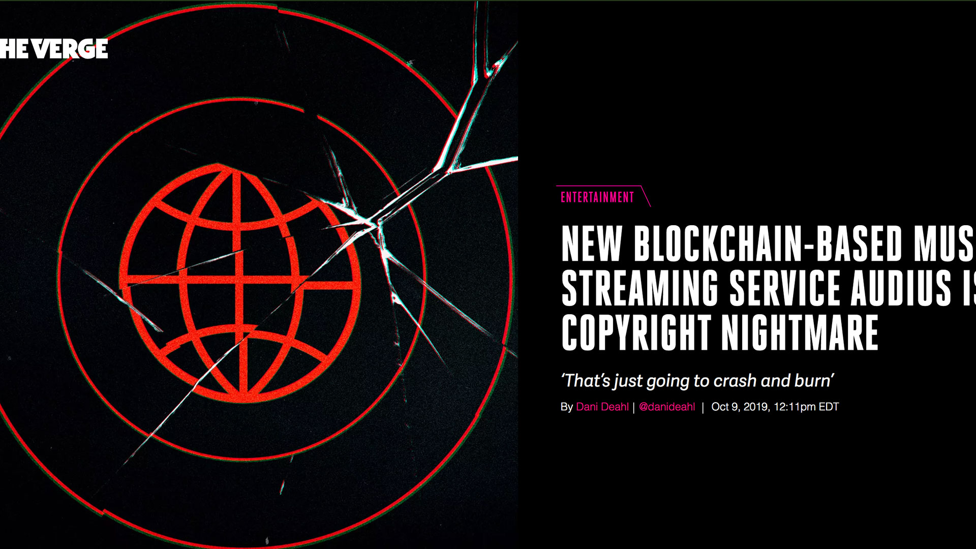 Fairness Rocks News NEW BLOCKCHAIN-BASED MUSIC STREAMING SERVICE AUDIUS IS A COPYRIGHT NIGHTMARE