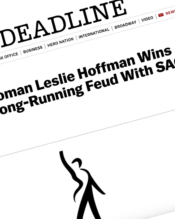Fairness Rocks News Disabled Stuntwoman Leslie Hoffman Wins Another Court Battle In Long-Running Feud With SAG Pension Plan