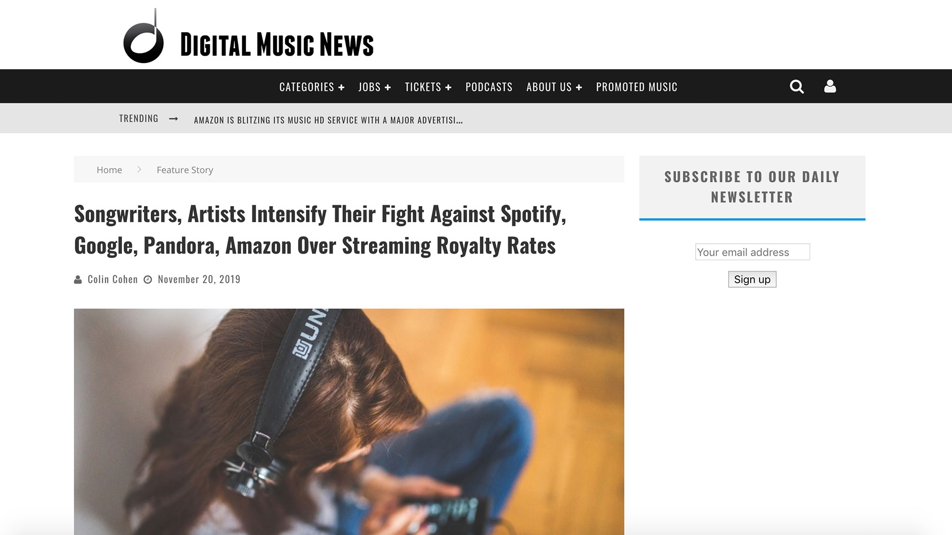 Fairness Rocks News Songwriters, Artists Intensify Their Fight Against Spotify, Google, Pandora, Amazon Over Streaming Royalty Rates