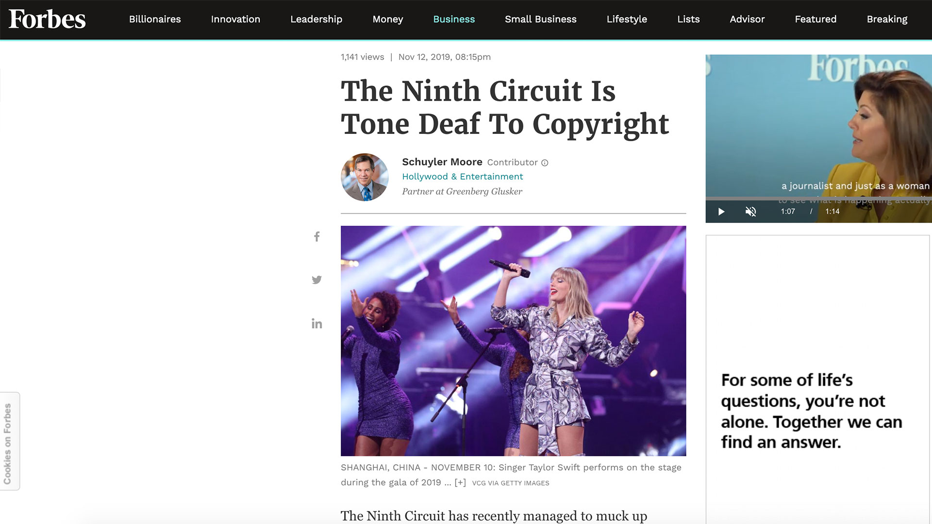 Fairness Rocks News The Ninth Circuit Is Tone Deaf To Copyright