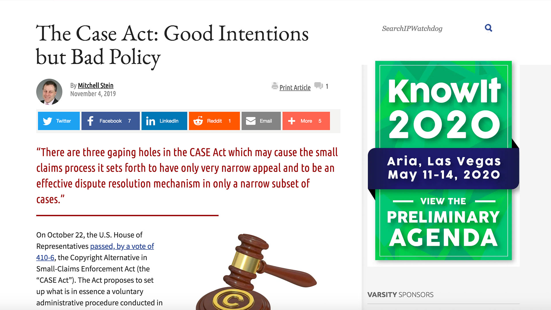 Fairness Rocks News The Case Act: Good Intentions but Bad Policy