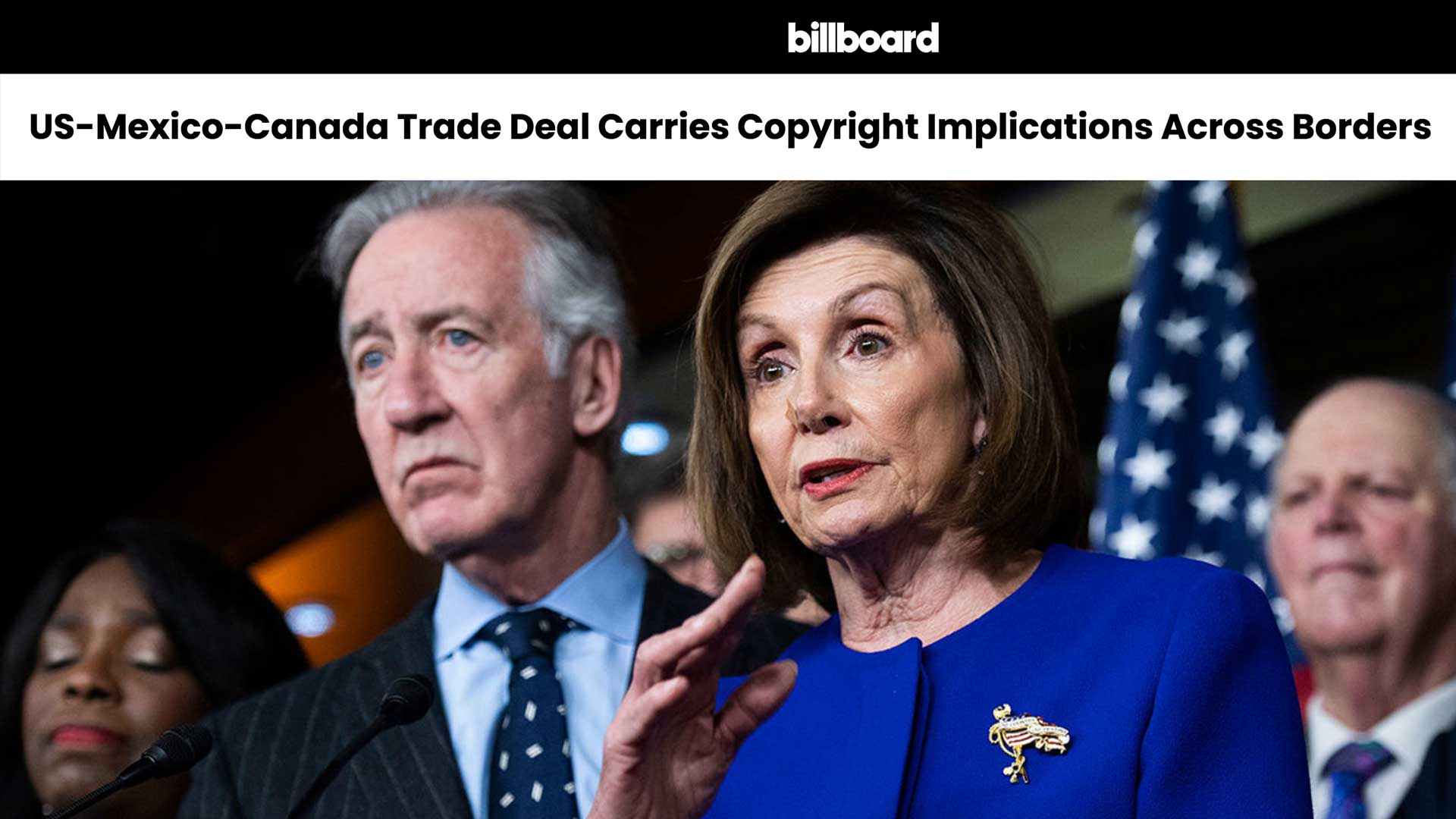 Fairness Rocks News US-Mexico-Canada Trade Deal Carries Copyright Implications Across Borders