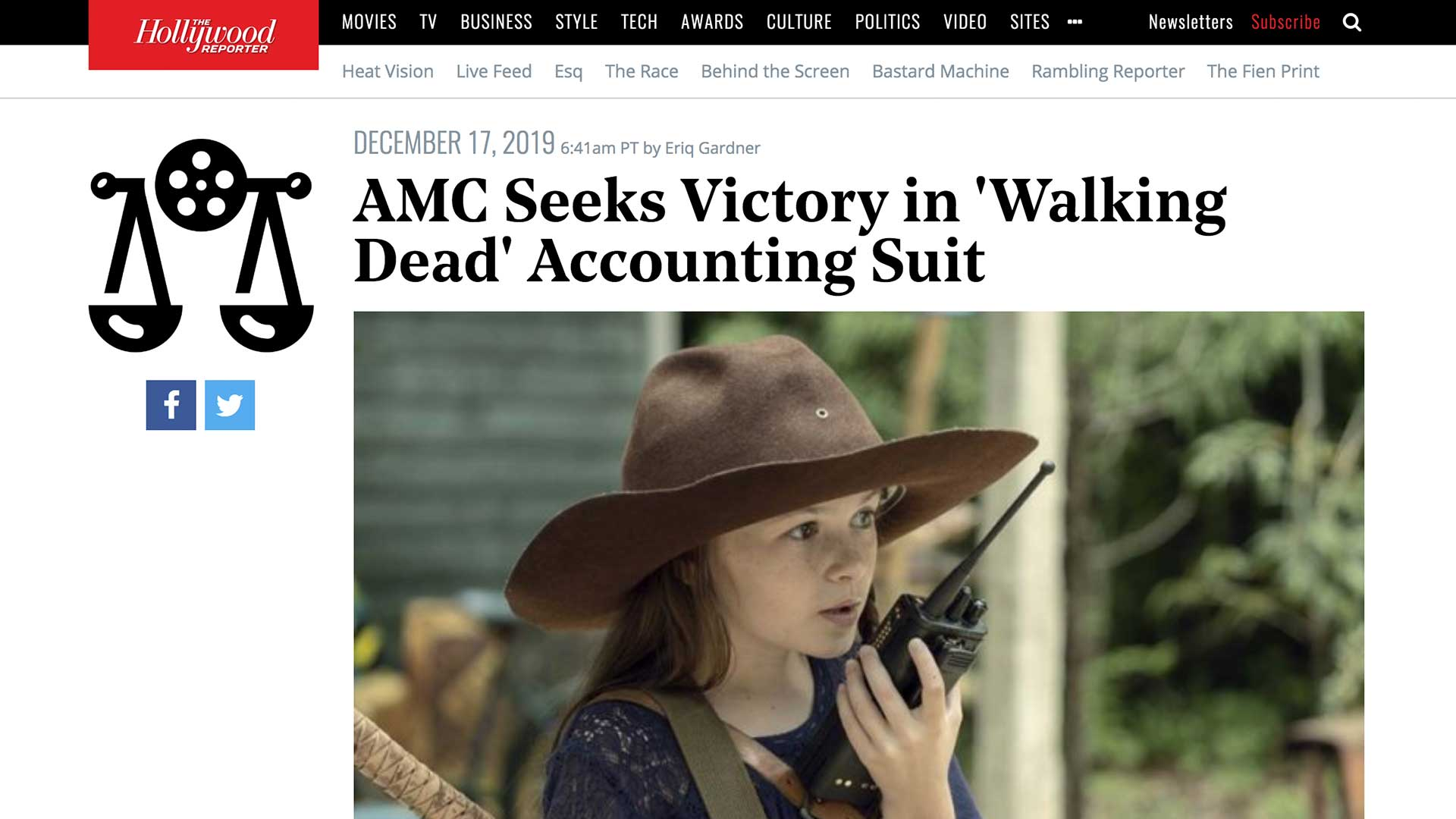 Fairness Rocks News AMC Seeks Victory in 'Walking Dead' Accounting Suit